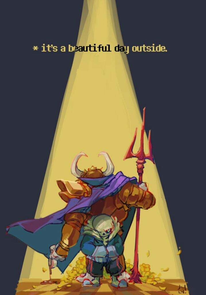 Asgore and Sans, Who is the Strongest? 2 3 | Undertale Amino