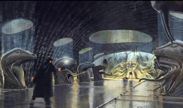 Chamber Of Secrets Sink