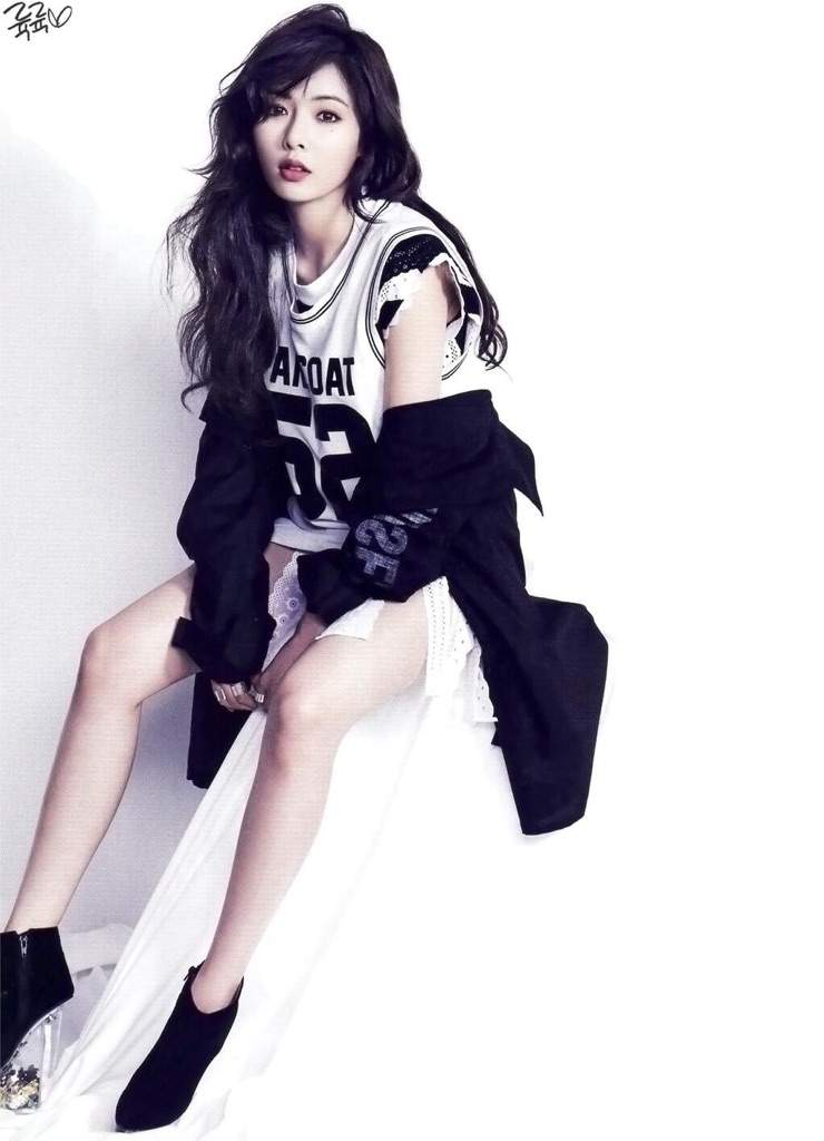 HyunA's Weight Loss and Diet   Kpop Fitness Amino