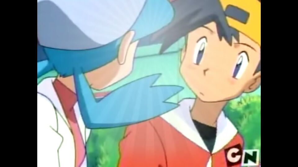 Scenes From Pokemon Chronicles Ep1 The Legend Of Thunder Part 1