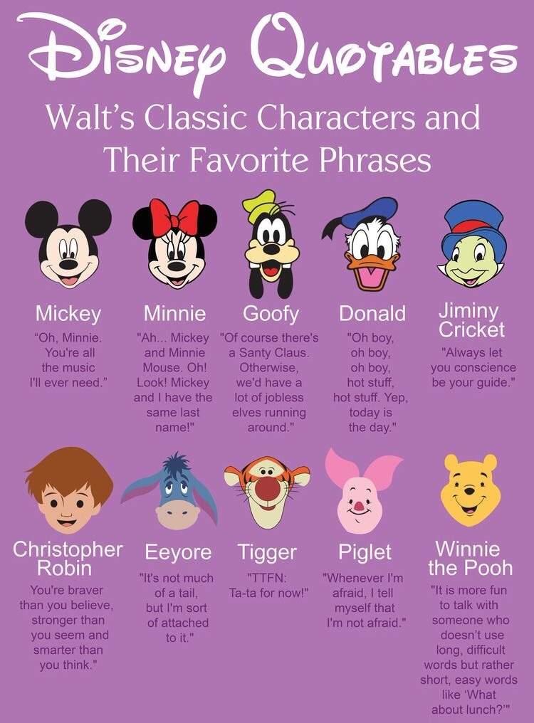 Disney Quotes Geekdom Amino