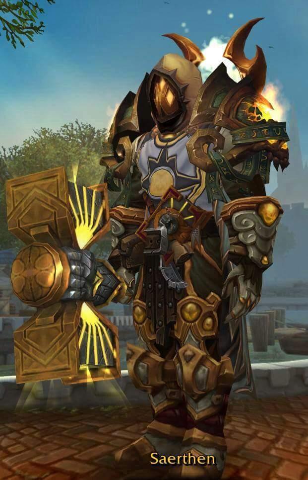 Holy Paladin Artifact Weapon | WoW Amino