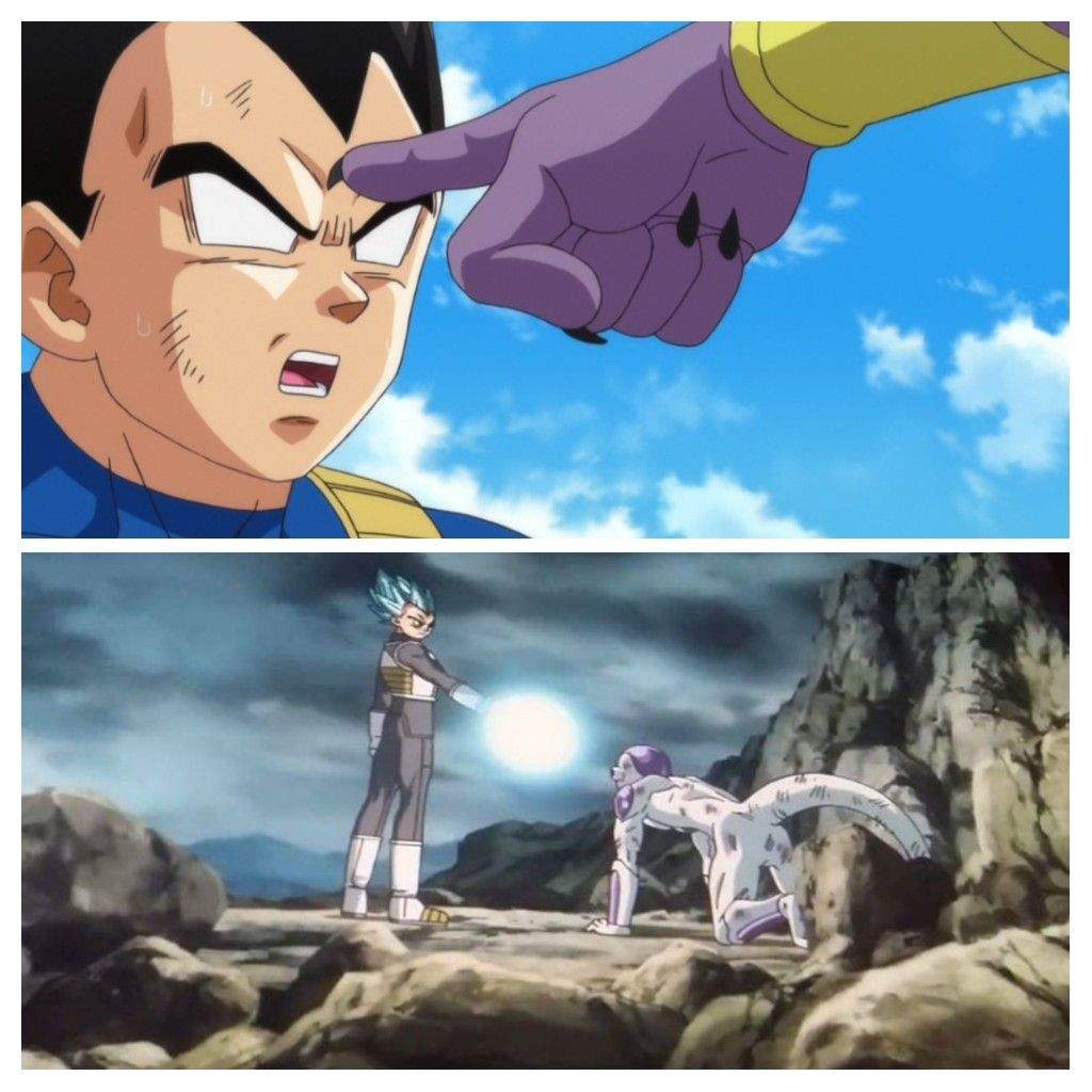 Will Vegeta Become The New Krillin Or Yamcha In Super Dragonballz