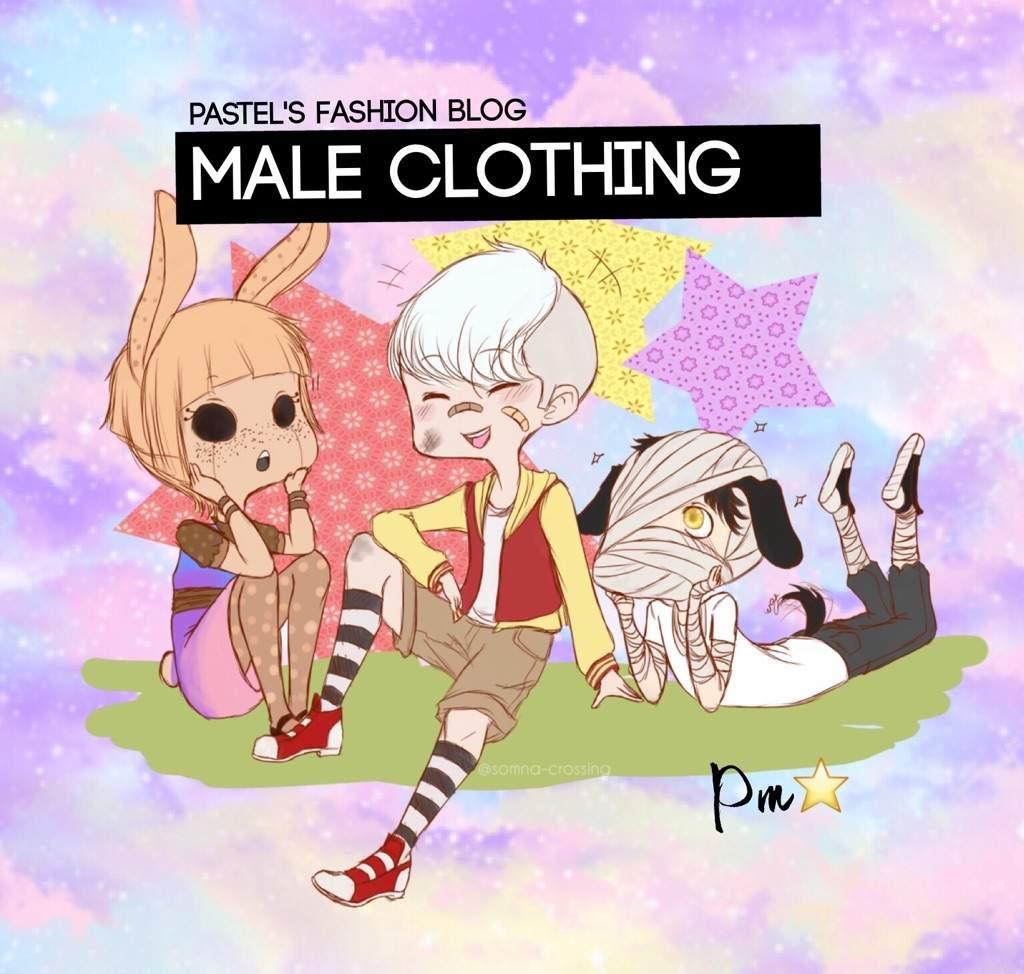 Mens Clothing Pastels Fashion Blog Wiki Animal Crossing Amino