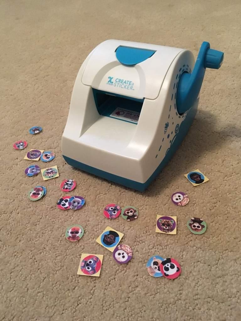 Beanie Boo Stickers  b14c923e98f