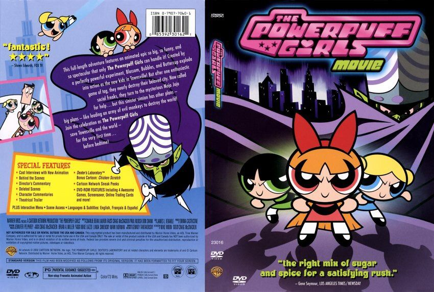 Image result for the powerpuff girls movie