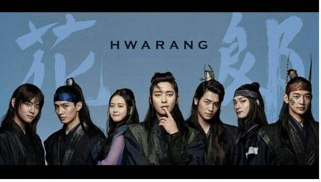 Go Ara Park Seo Joon Hyungsik Minho And V S Drama Hwarang