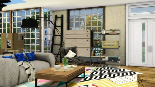 Sims  New Move Empty Rooms