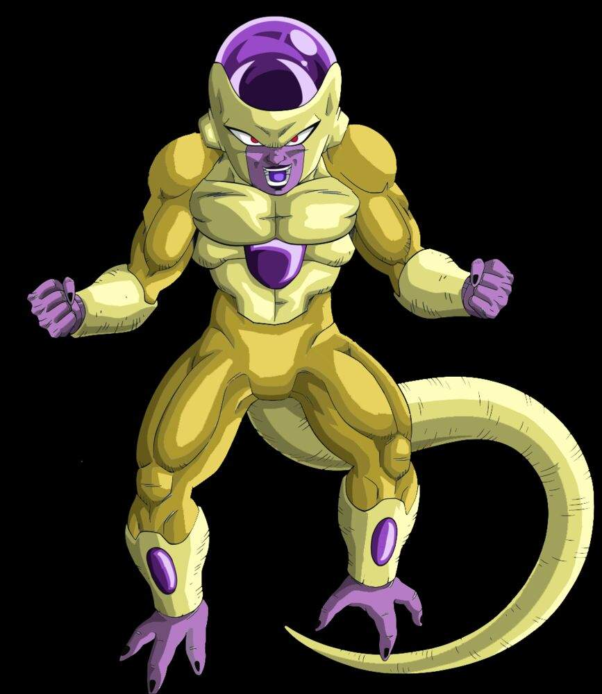 The Frieza Race and all of its Members and Forms ...