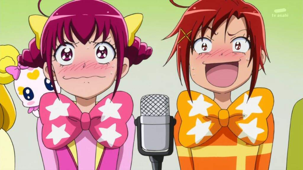 Glitter Force S 8 Missing Adventures Glitter Force And