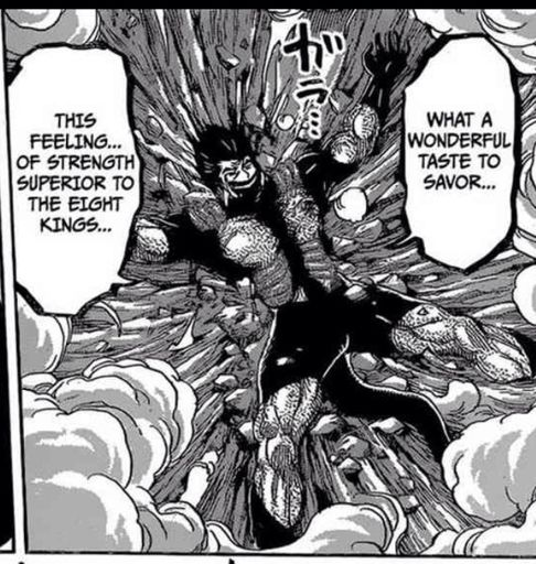 Midora Is Too Op Toriko Chapter 385: BIG MOM AND HER FLYING NIMBUS! Chapter 873 Review.