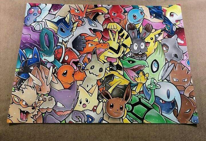 Dibujos Pokemon | •Pokémon• En Español Amino