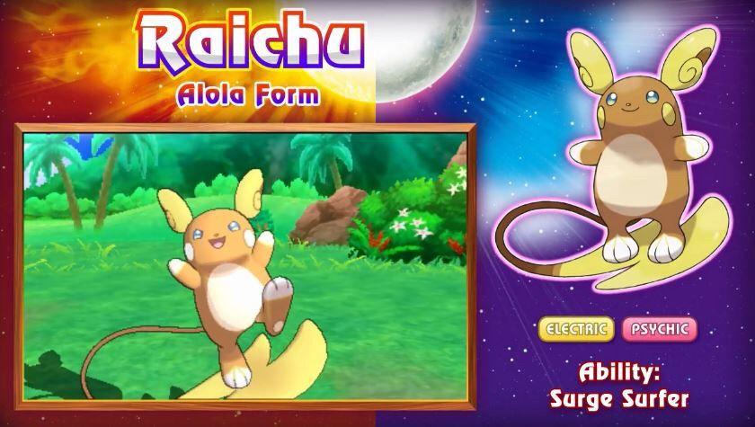 Best Alolan Forms =- | Pokémon Amino