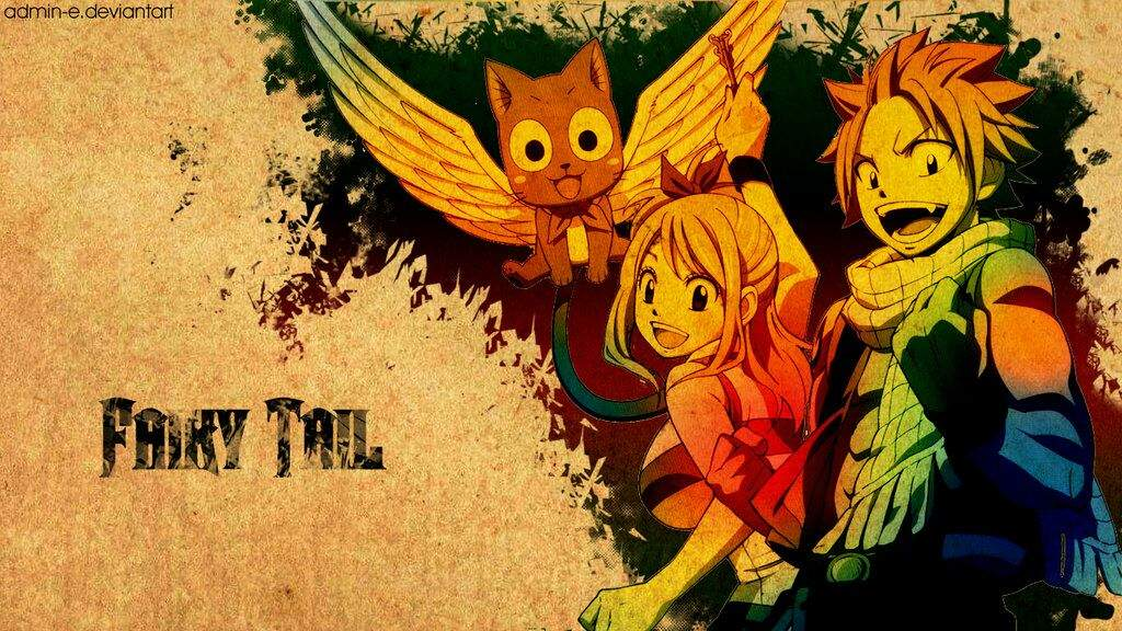 Fondos Fairy Tail Wallpapers Anime Amino