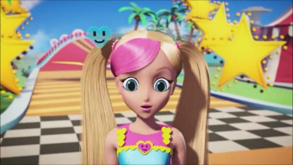 New Barbie Movie Trailer Video Game Hero Barbie Amino