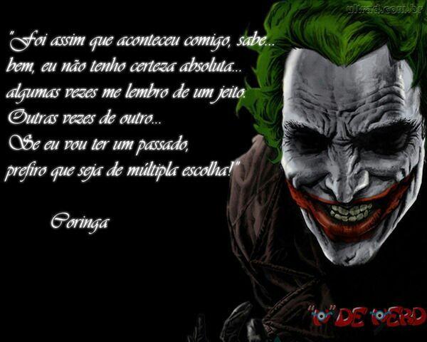 Frases Do Coringa Otanix Amino
