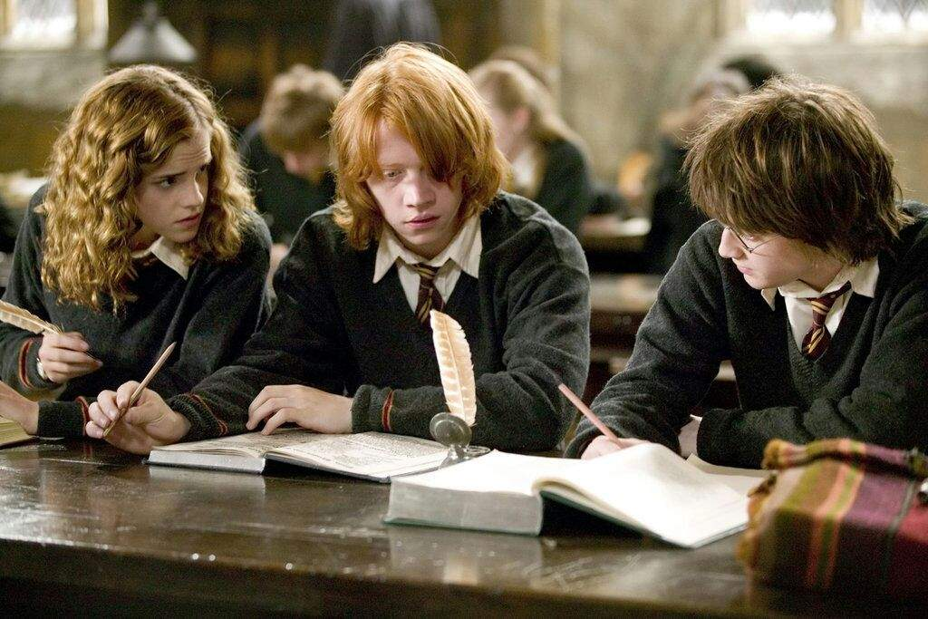 The Golden Trio   Harry Potter Amino