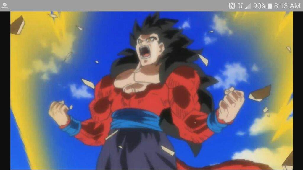 Super saiyan 4 vs super saiyan 3 dragonballz amino only found in dragon ball heroes super saiyan 4 gohan was made when seeing his dad and vegeta getting beaten up my super 17 with 18 absorbed thecheapjerseys Gallery