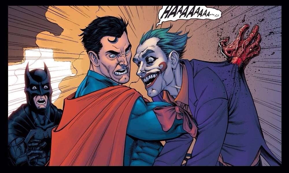 Superman kill joker   Comics Amino