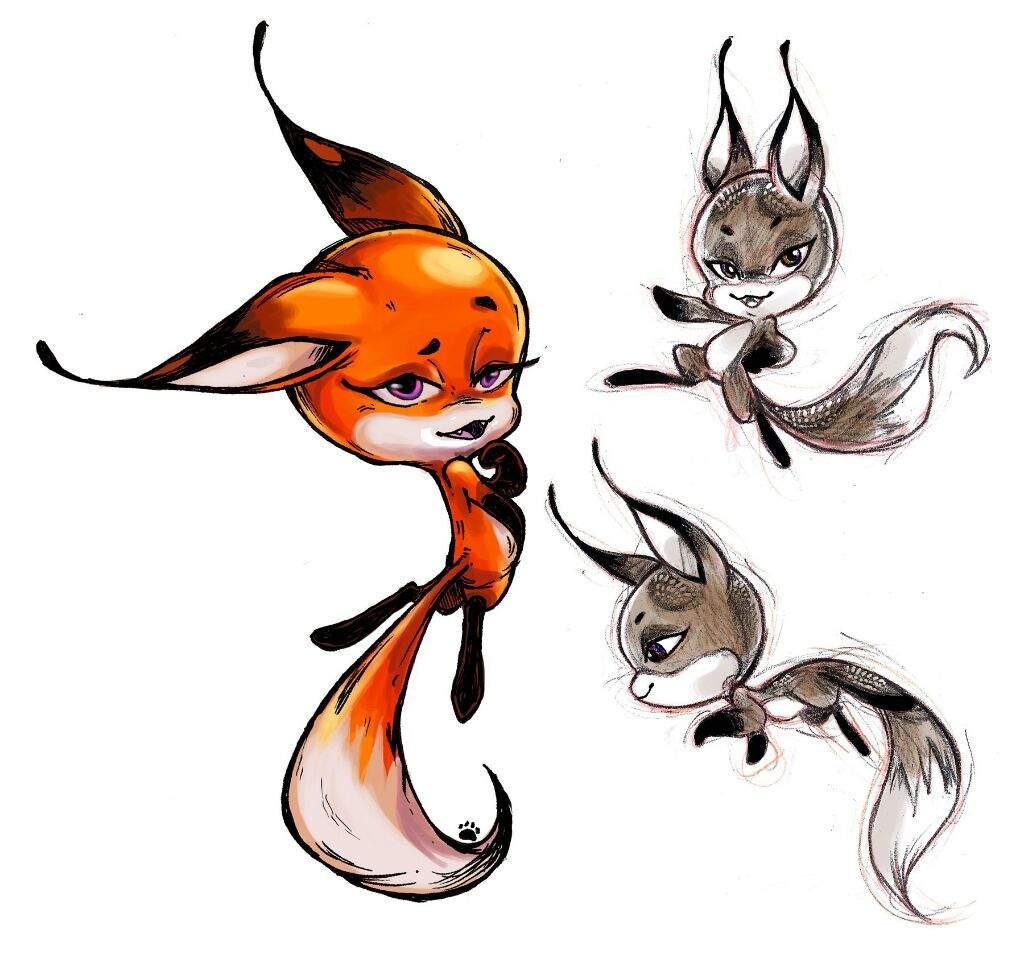 Fox Kwami Miraculous Amino