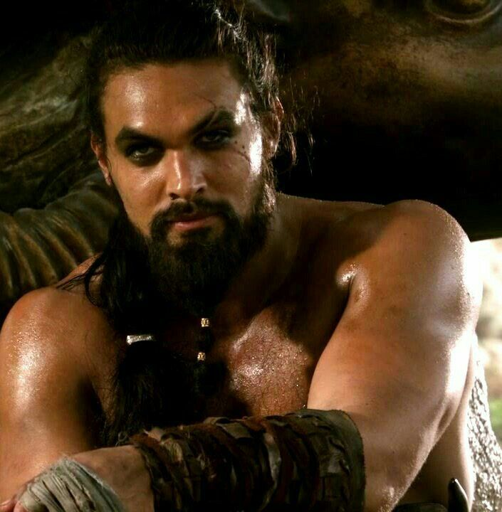The Awesome Khal Drogo