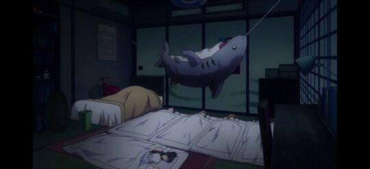 sleeping in the very same futon marikanan is real    anime amino  rh   aminoapps