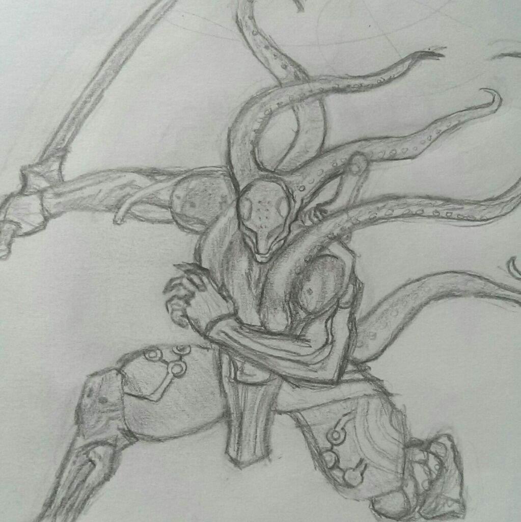 tekken 3 yoshimitsu drawing