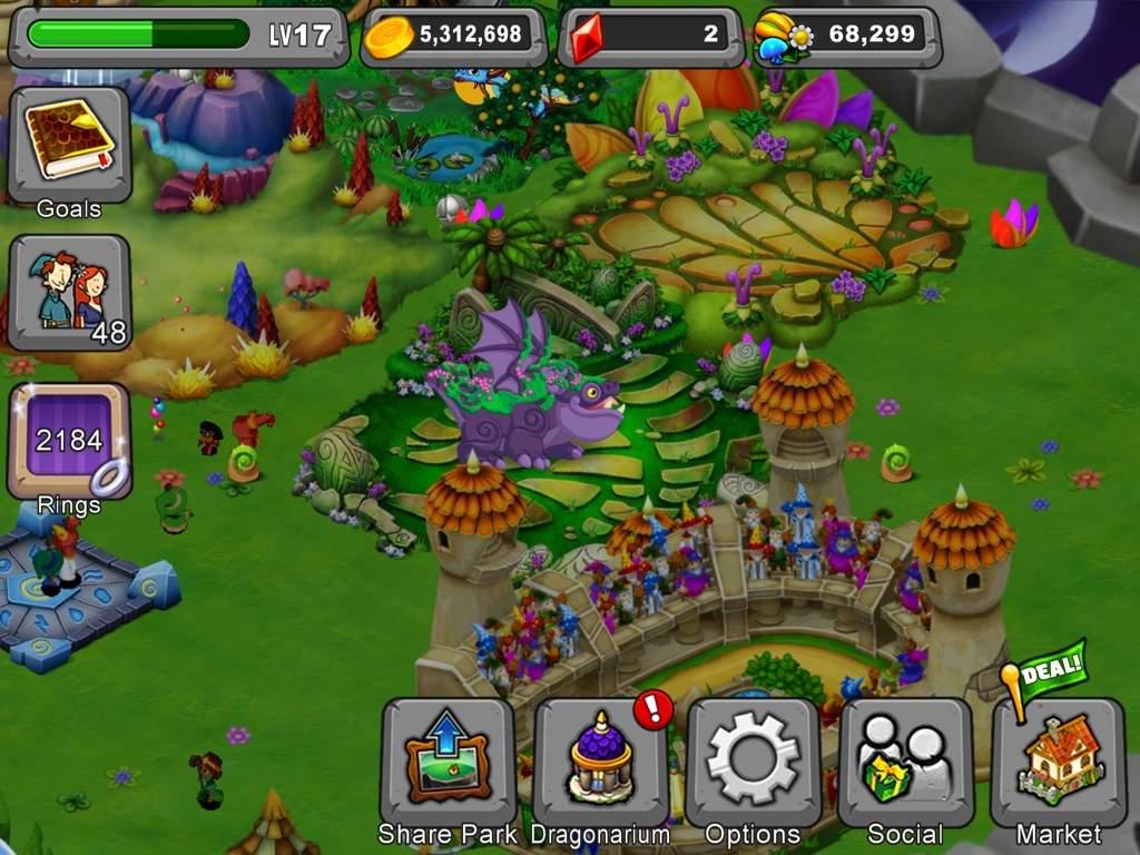 My Monolith Dragon Egg Hatched! | DragonVale Amino