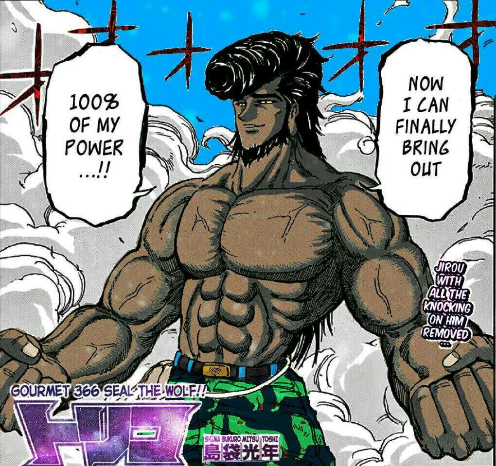 ⭐OUTDATED! Top 10 Strongest Toriko Characters⭐