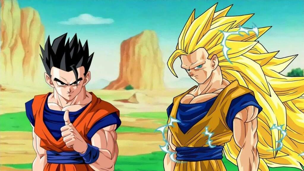 Ultiamte gohan vs super saiyan 3 goku dragonballz amino there are none fight altavistaventures Image collections