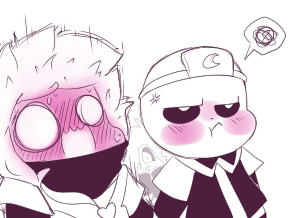 Baby Cross And Baby Nightmare Sans Dont Forgot Jakei95 In