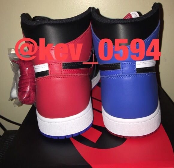cb8f3d8b2135 Shoutout to Notorious Jay for the post he made on these. If you want more  info on this check his post  Air Jordan 1