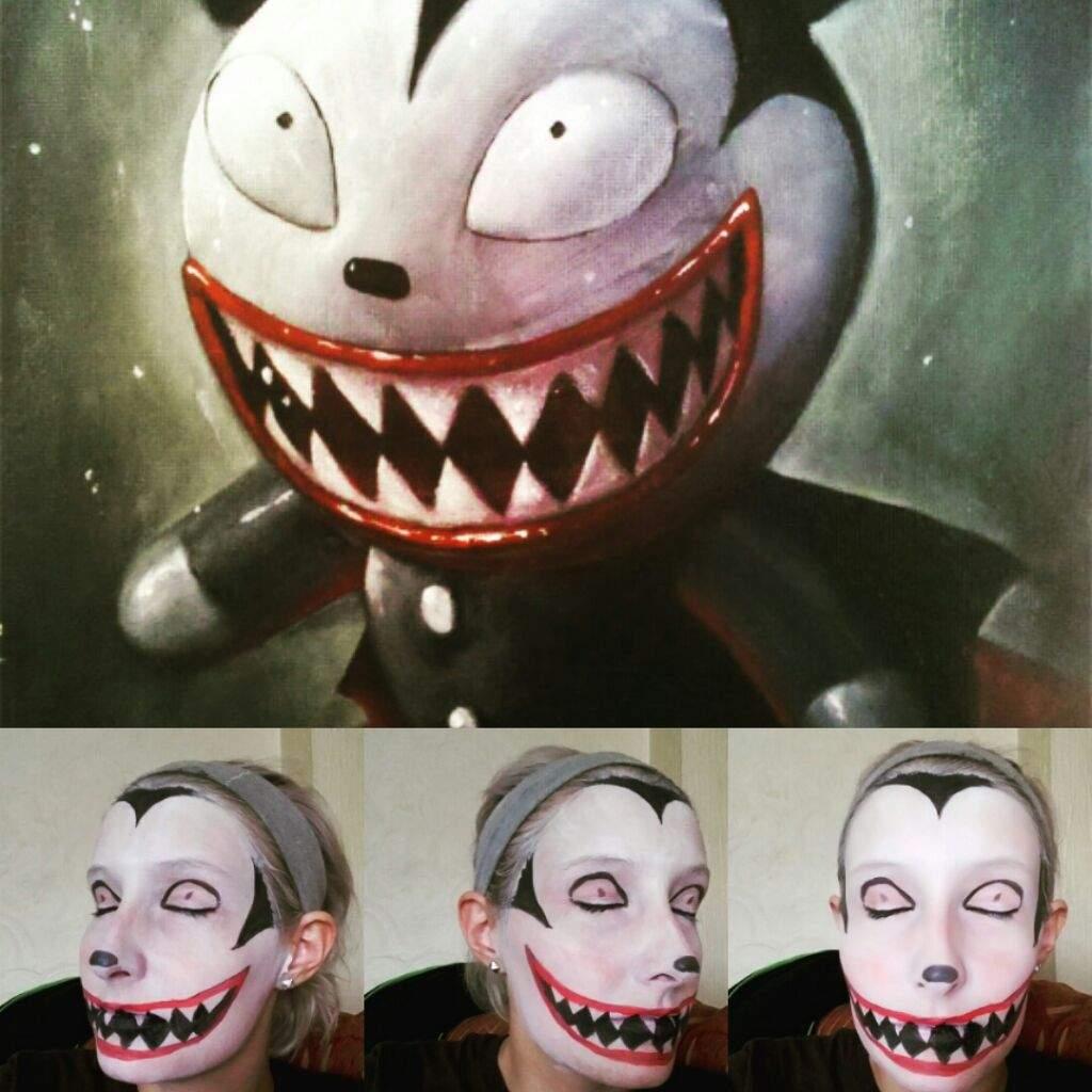 Vampire Teddy - Nightmare Before Christmas | Cosplay Amino