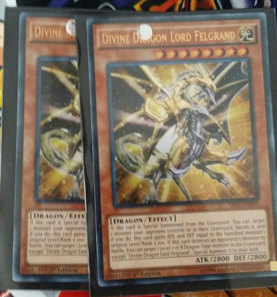 The True Dragon Lords Felgrand Deck Profile Duel Amino