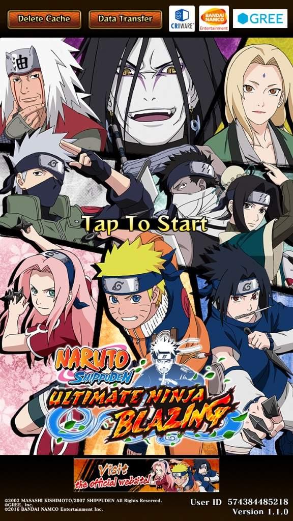 Naruto shippuden ultimate ninja blazing reviewh | Video Games Amino