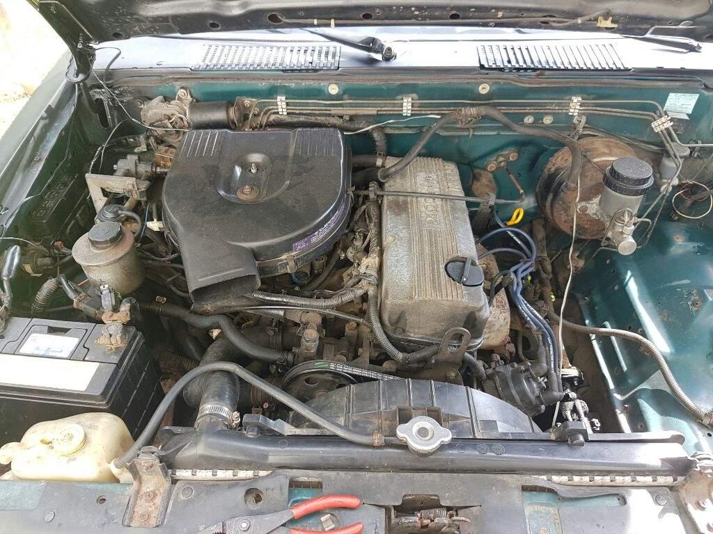 Power steering delete,EGR Delete nissan hardbody | Garage Amino
