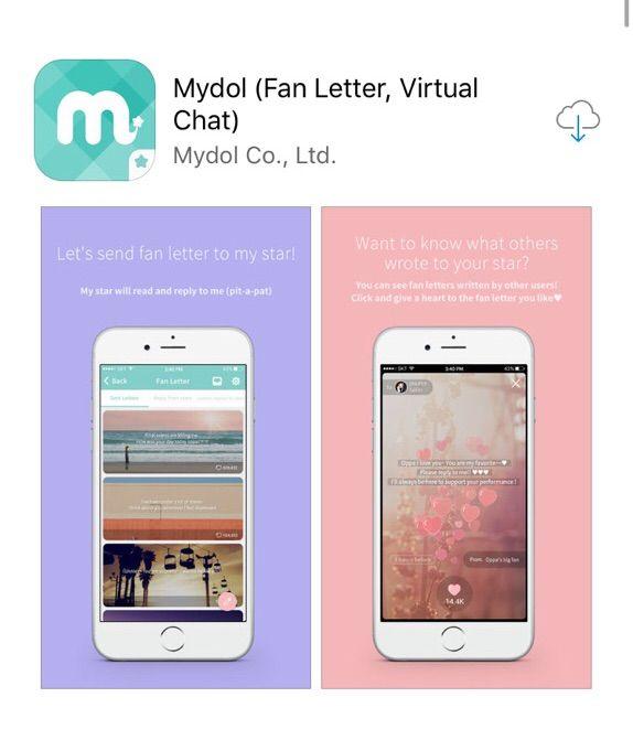 Mydol App Dont Download K Pop Amino