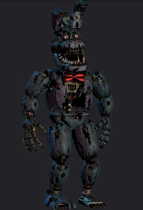 Nightmare Bonnie | Five Nights At Freddy's Amino