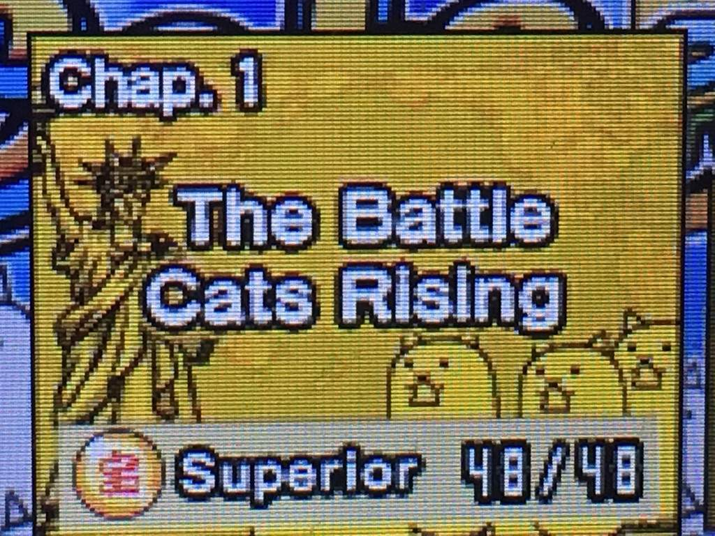 battle cats chapter 1