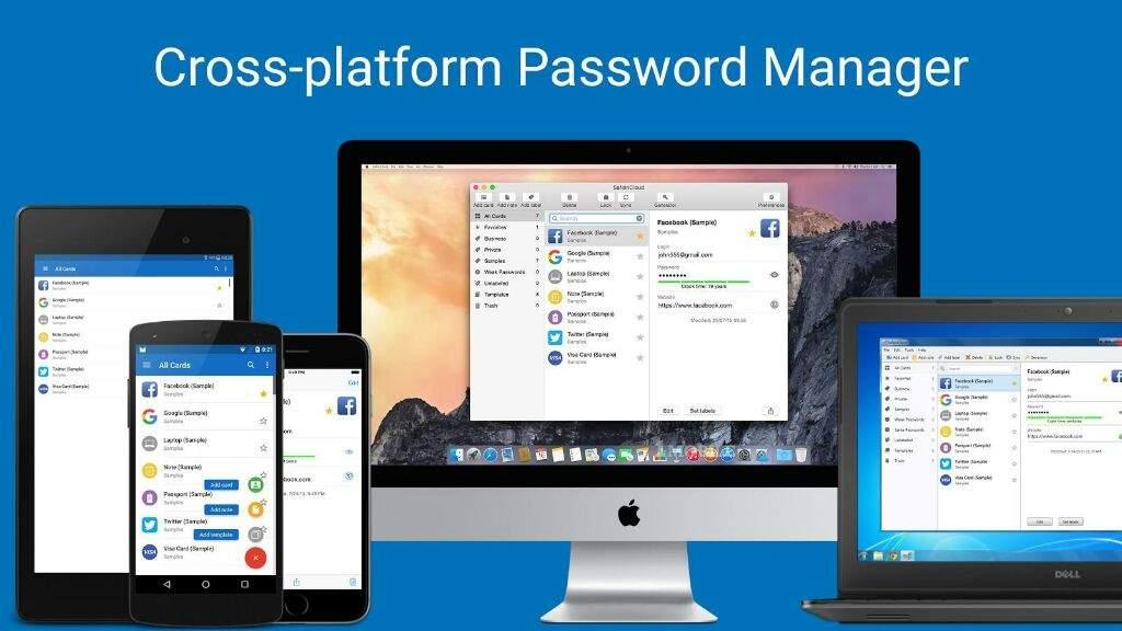 Resultado de imagen de Password Manager SafeInCloud