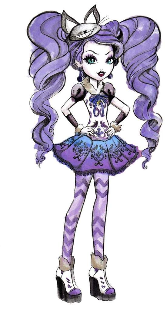 Ever after high animo Cartoon