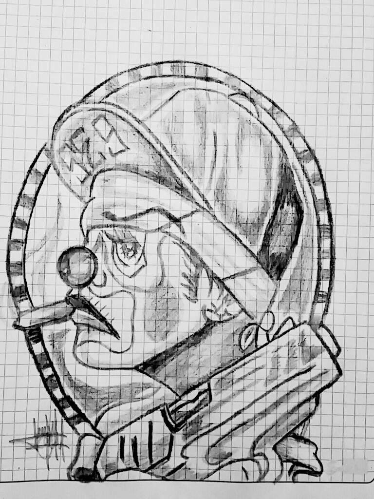 Payaso Cholo Arte Amino Amino