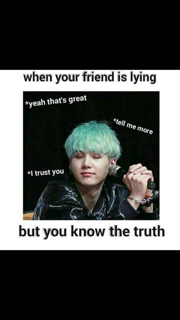 When You Catch Someone Lying K Pop Amino