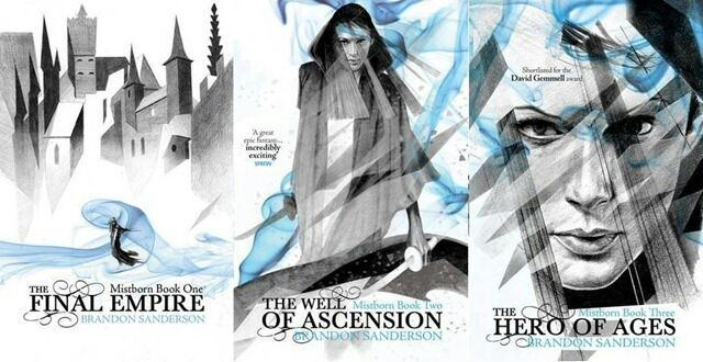 Image result for the mistborn trilogy