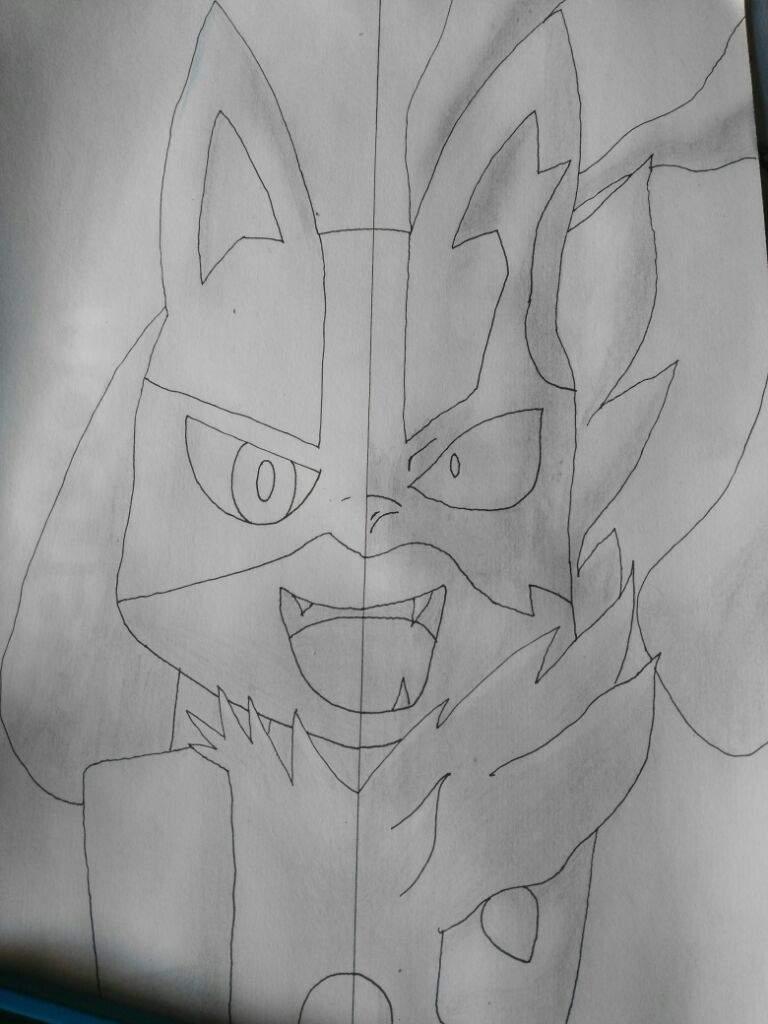 Lucario/M-lucario (Corelia)   Wiki   •Pokémon• En Español Amino