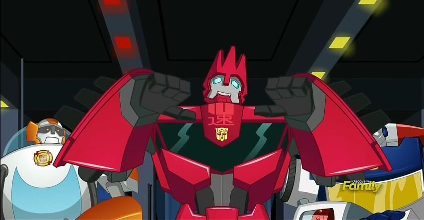 Transformers Rescue Bots The Need For Speed Review