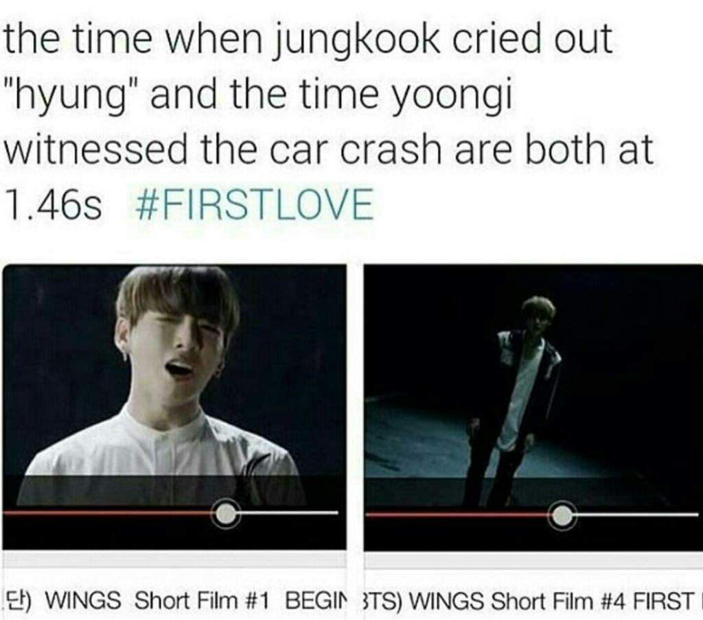 BTS Wings #4 First Love Theories