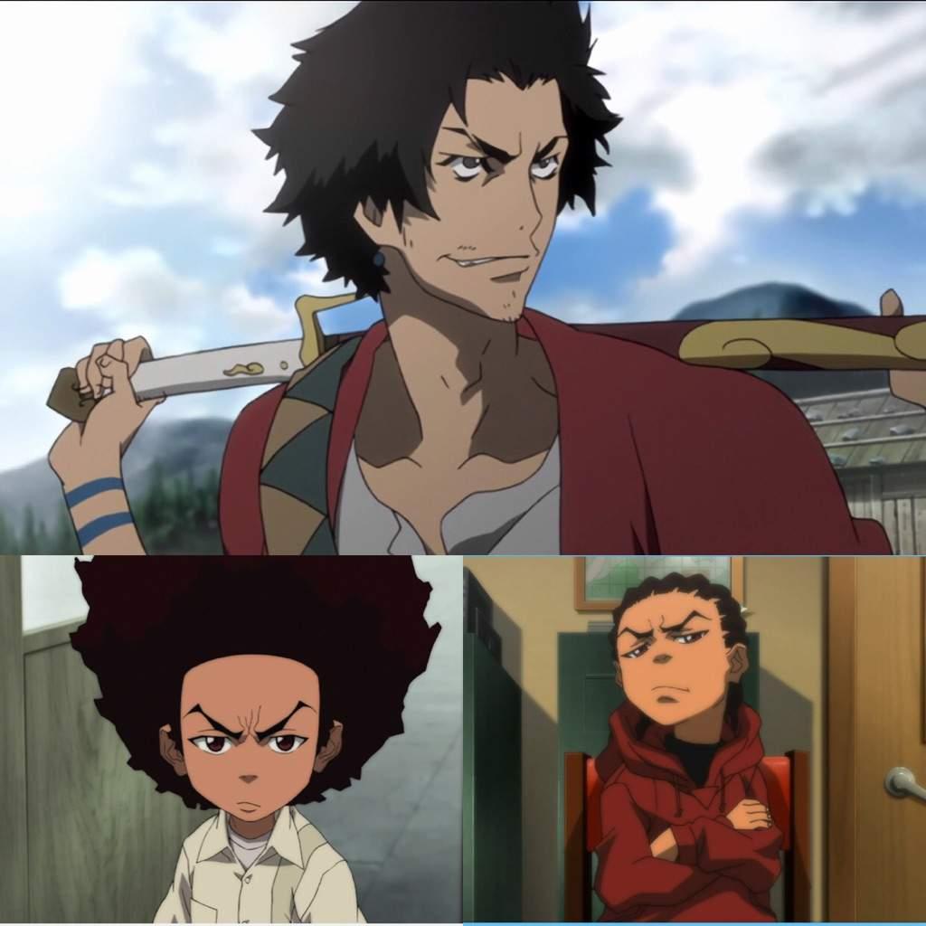 Woodcrest Samurai   Anime Amino