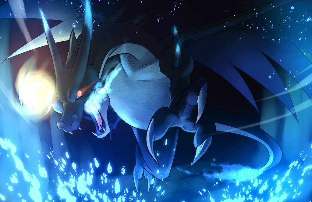 Mega Charizard X Wiki Pokémon Go Amino