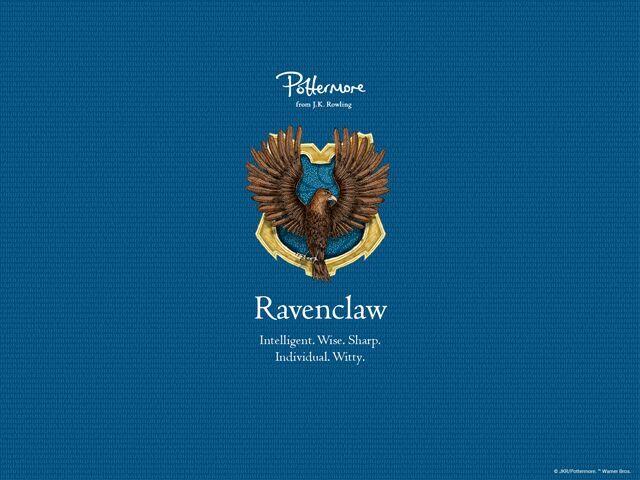 I\'m a Ravenclaw! | Harry Potter Amino